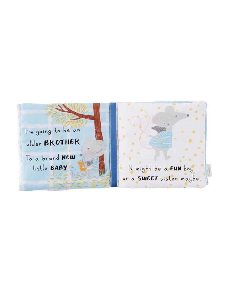 Big Brother Book & Pin Set