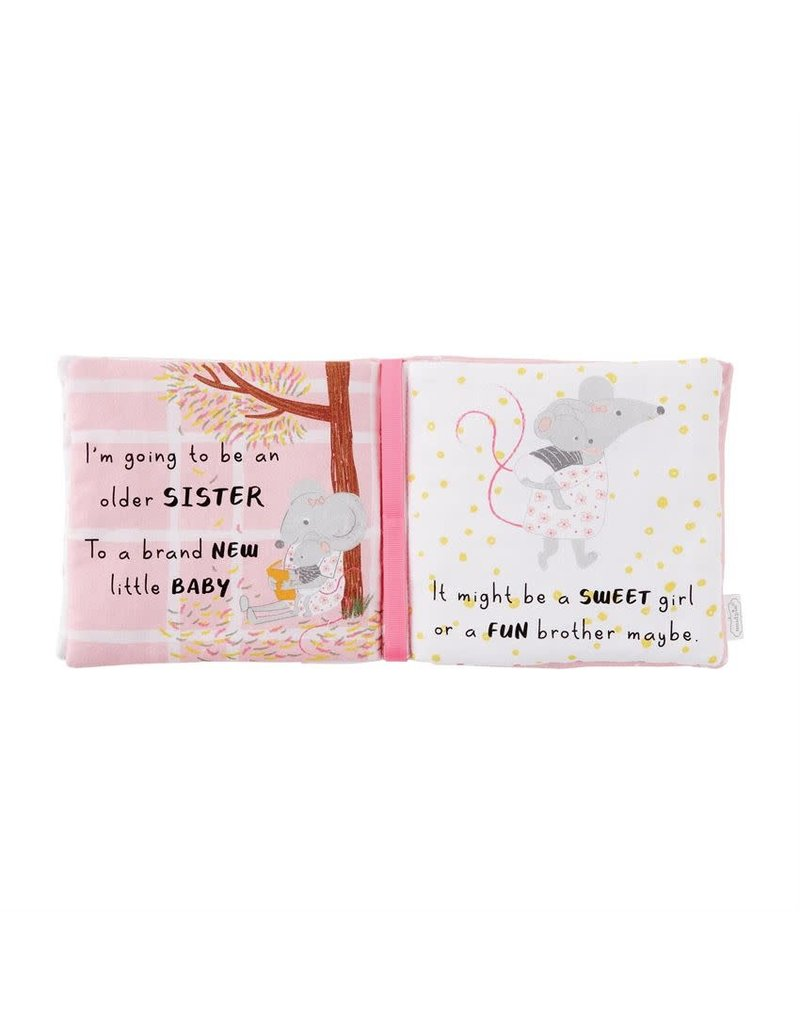 Big Sister Book & Pin Set