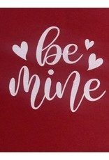 Be Mine Toddler Red Long Sleeve