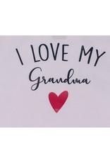 I Love My Grandma Long Sleeve Onesie