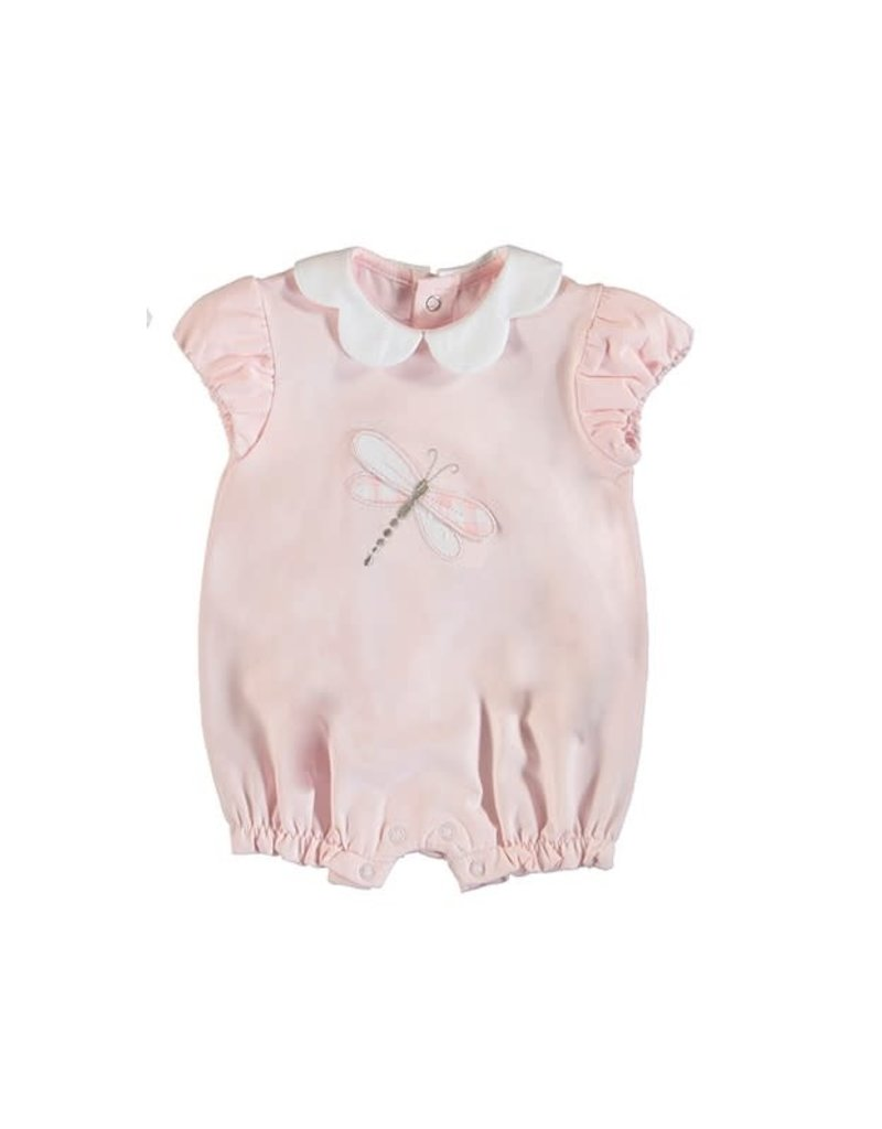 Baby Rose Dragonfly Romper