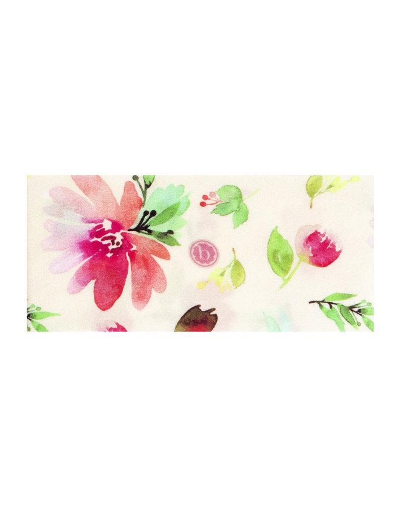 Printed Fab May Bloom