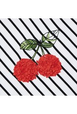 Persimmon Cherry Striped Set