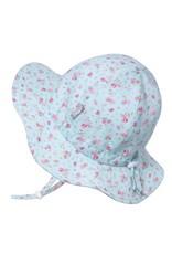 Jan & Jul Retro Rose Cotton Floppy Sun Hat
