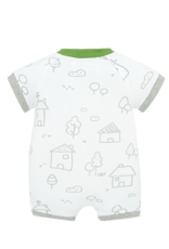 Onesie Kiwi with Pocket