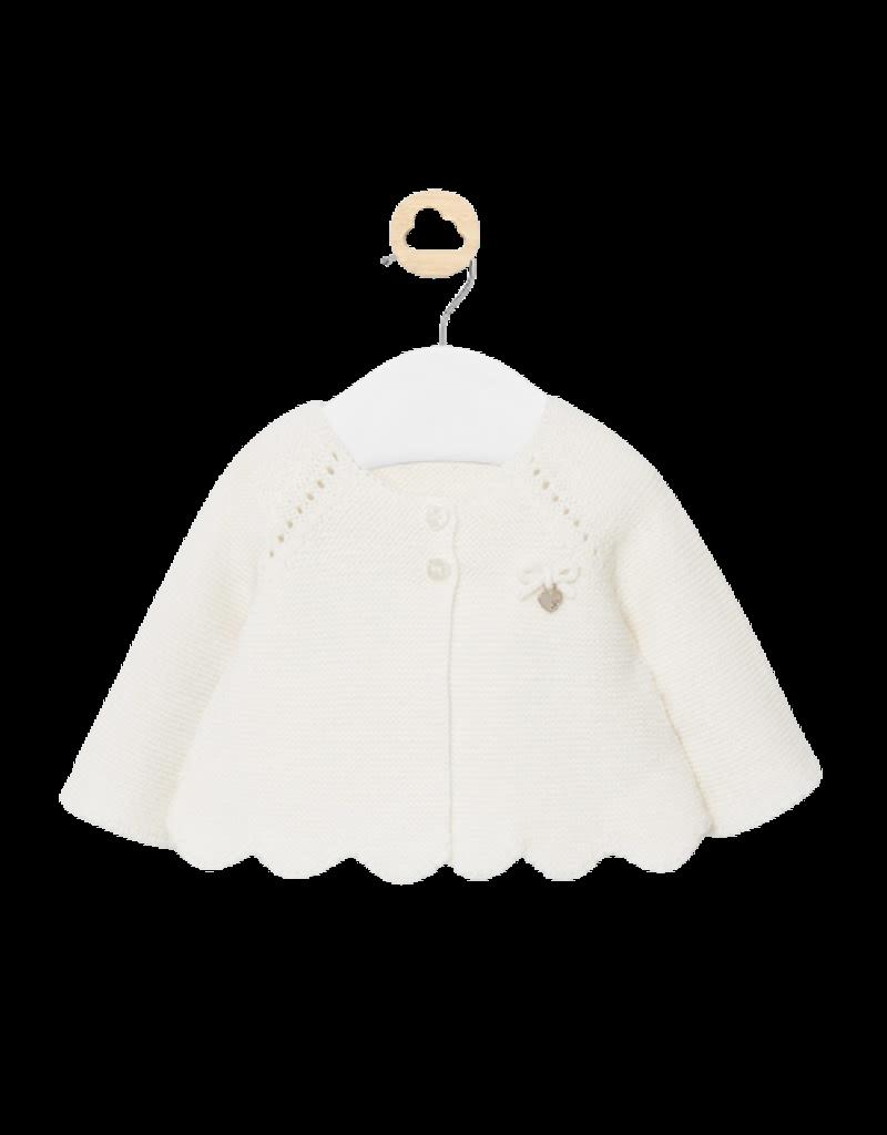 Knit Natural Cardigan
