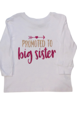 Promoted to Big Sister Long Sleeve