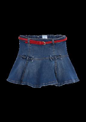 Basic Denim Skirt