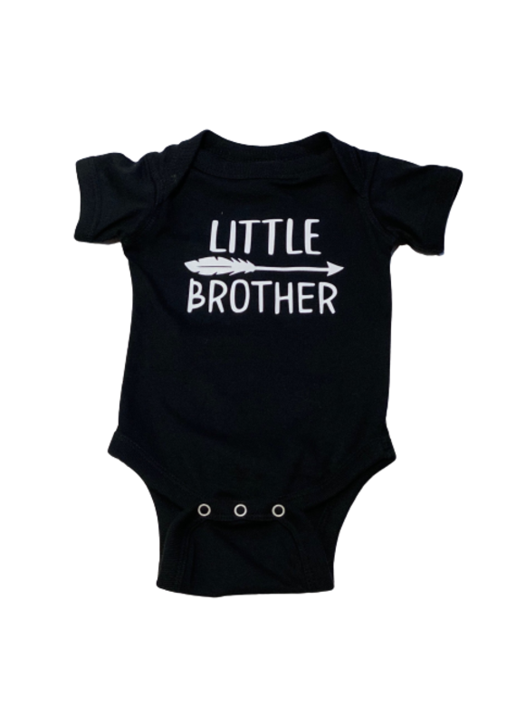 Arrow Little Brother Onesie Short Sleeve