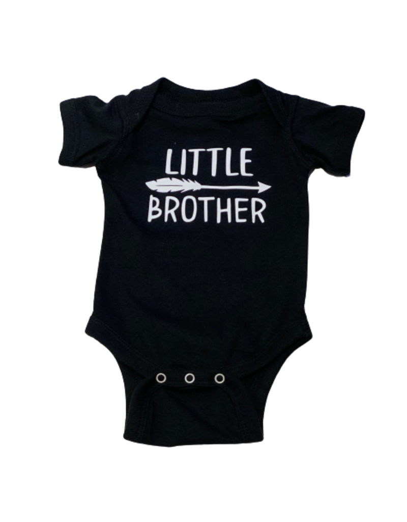 Arrow Little Brother Onesie