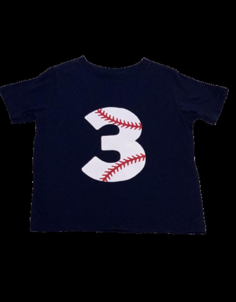 Baseball Birthday Shirt