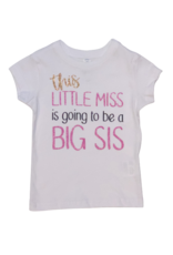 Miss Big Sis Short Sleeve
