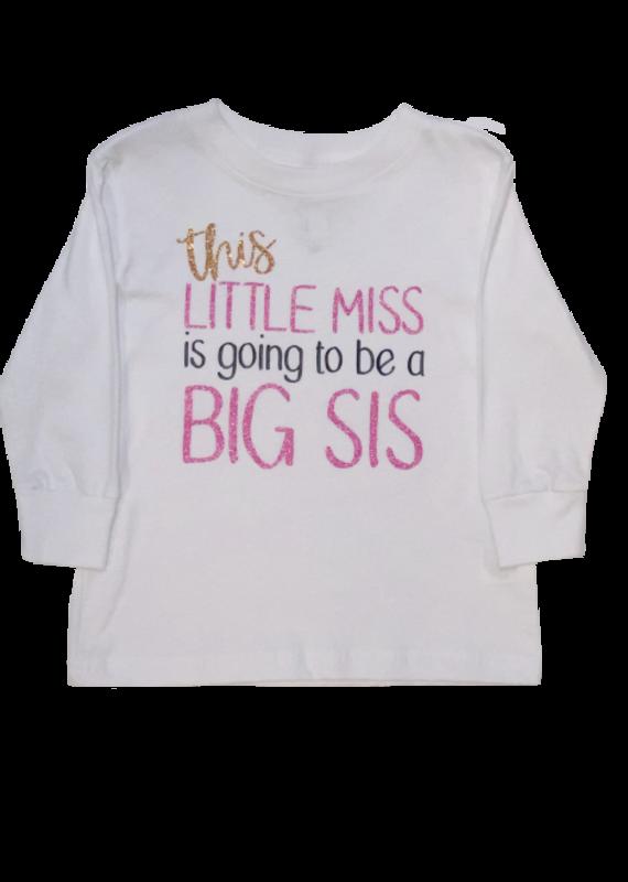 Miss Big Sis Long Sleeve
