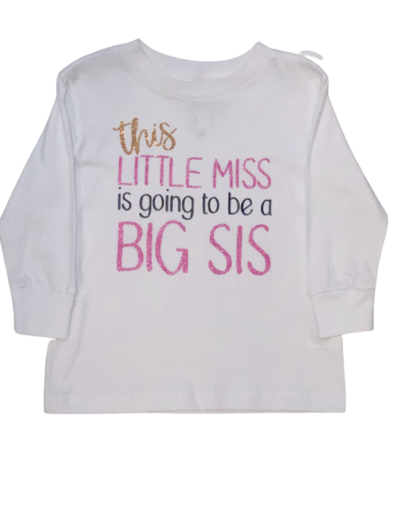 Miss Big Sis Long Sleeve