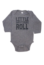 Little Brother Roll Long Sleeve Onesie