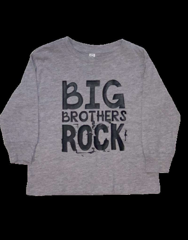 Big Brothers Rock Shirt Long Sleeve