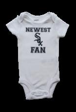 Newest Sox Fan Short Sleeve Onesie
