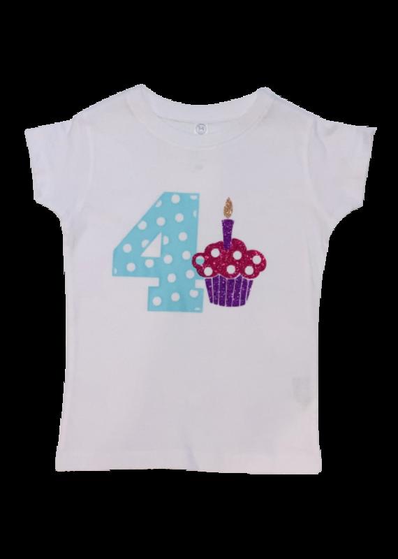 Cupcake Birthday Shirt