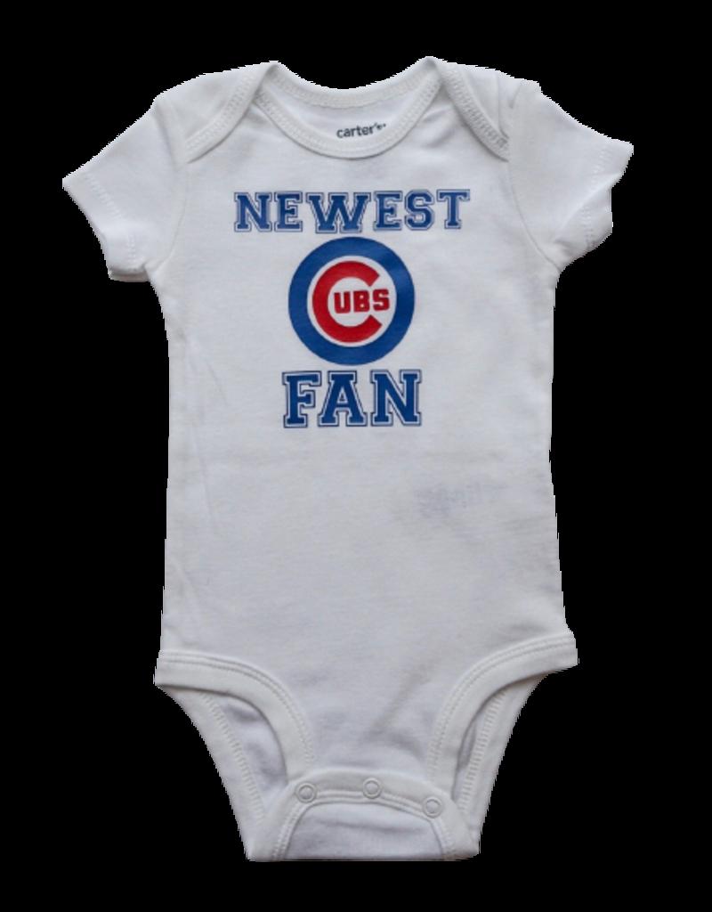 Newest Cubs Fan Short Sleeve Onesie