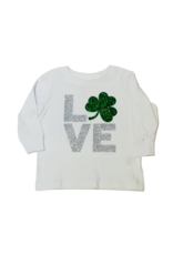 LOVE Shamrock Long Sleeve Toddler