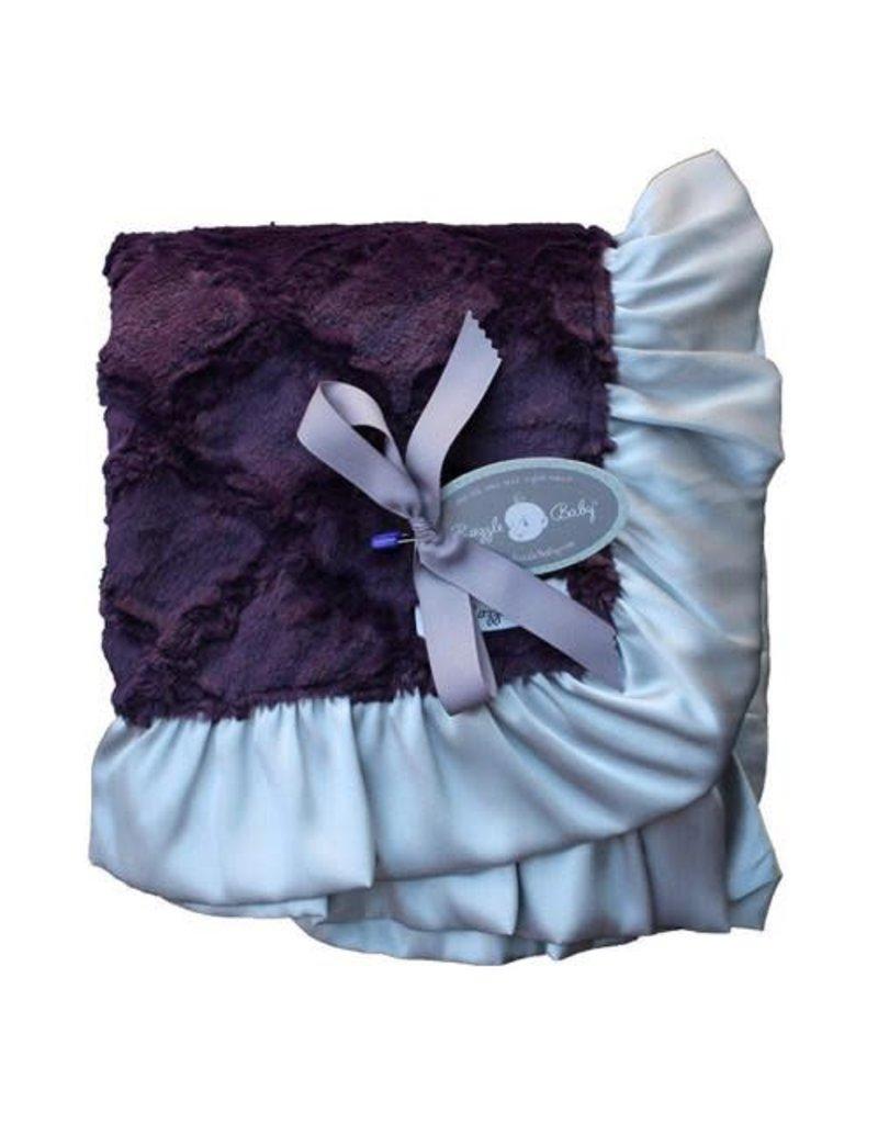 Merlot Double Plush Blanket Merlot