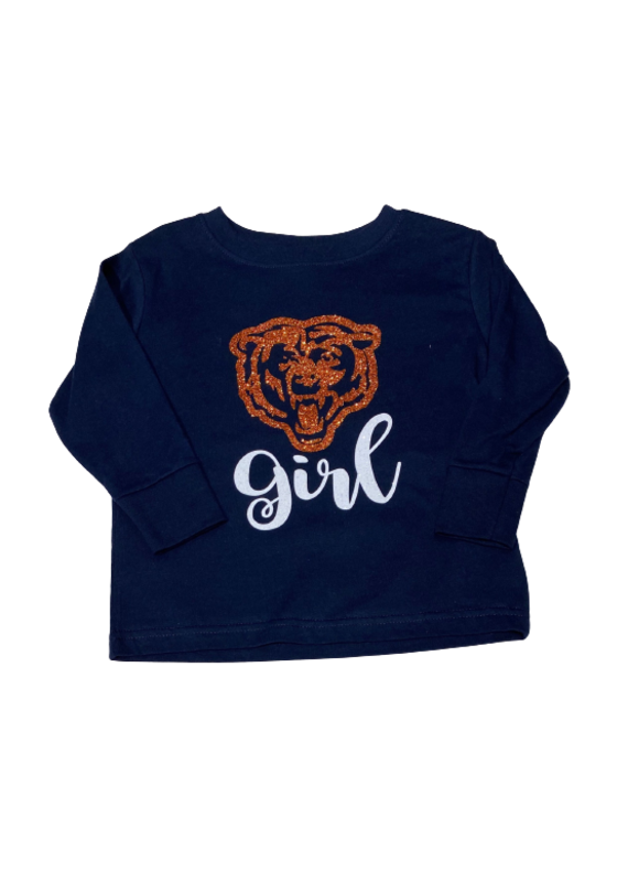 Bears Girl Long Sleeve Tshirt