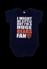 Huge Bears Fan Short Sleeve Onesie