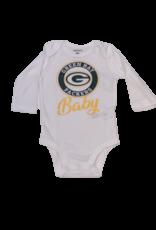 Packers Baby Long Sleeve Onesie