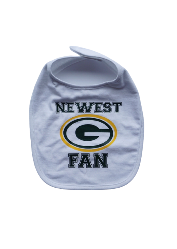 Newest Packers Fan Bib