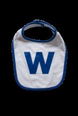 """Cubs """"W"""" Bib"""