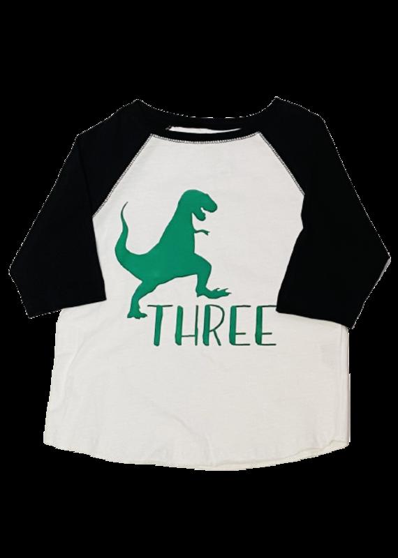 Dinosaur Birthday Shirt