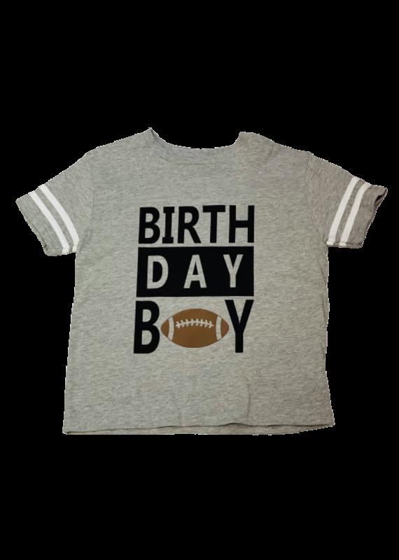Birthday Boy Football Shirt