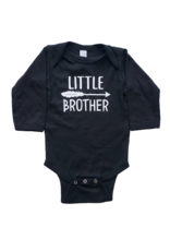 Arrow Little Brother Long Sleeve Onesie