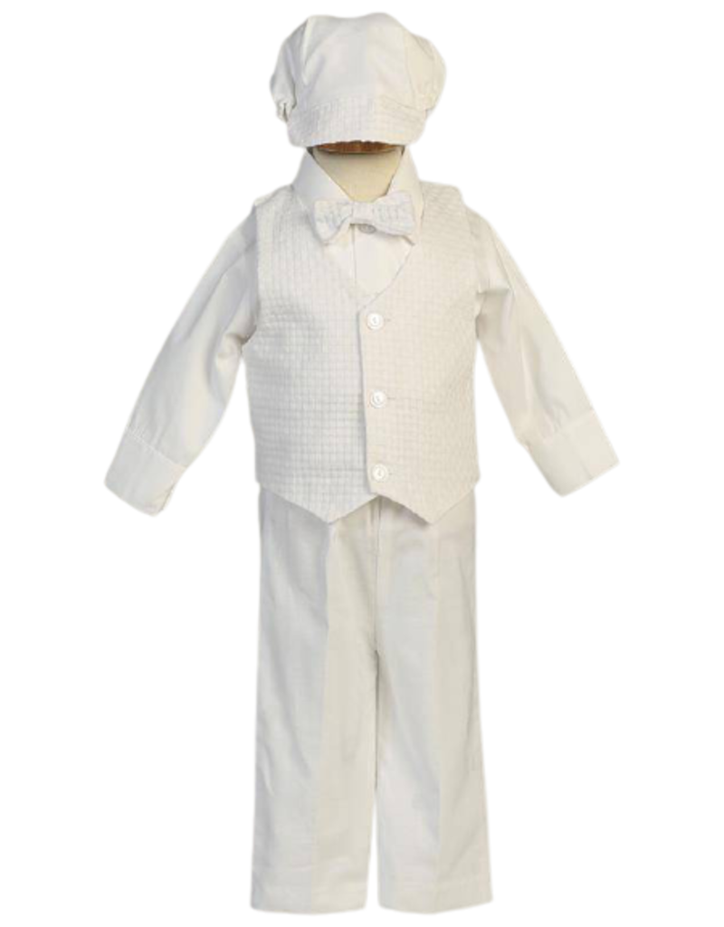 Nathan Christening Suit