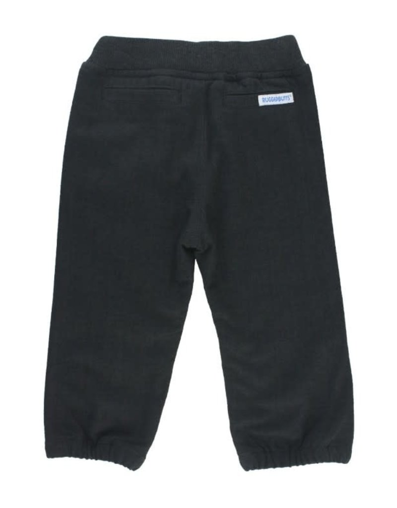 Dark Charcoal Jogger Pants