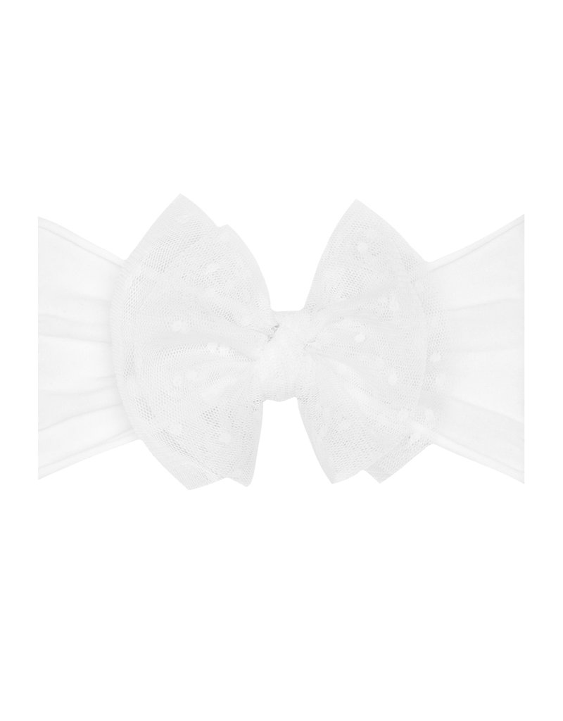 Tulle Fab White