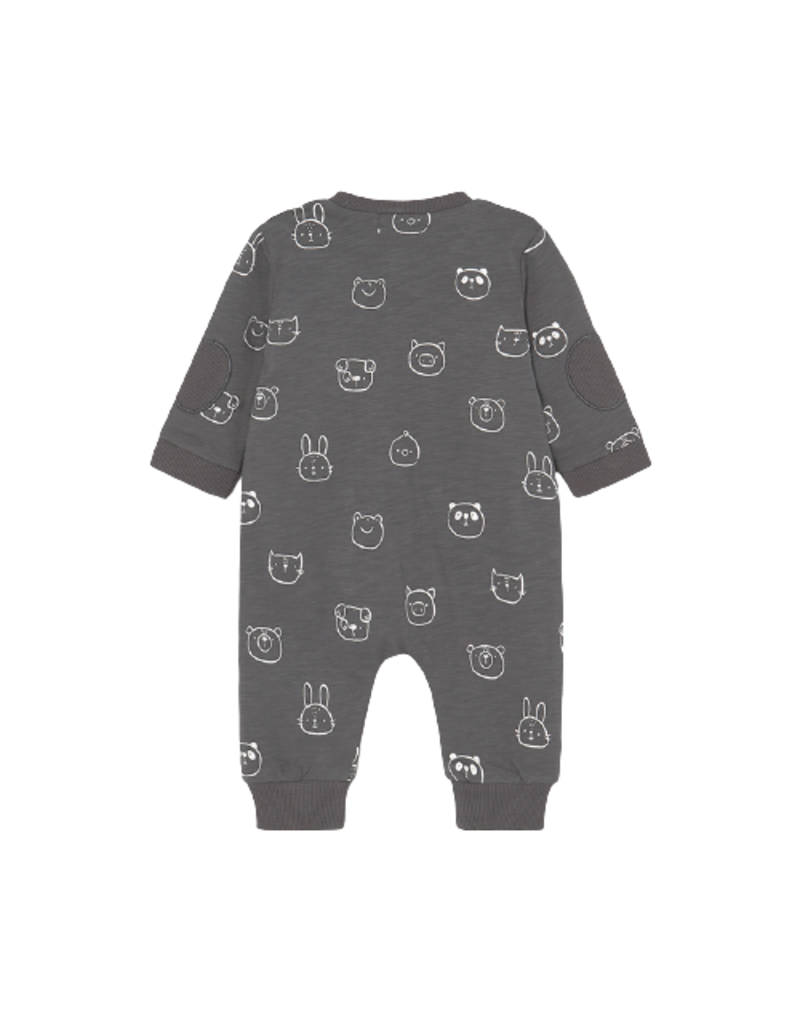 Charcoal Onesie without Footie