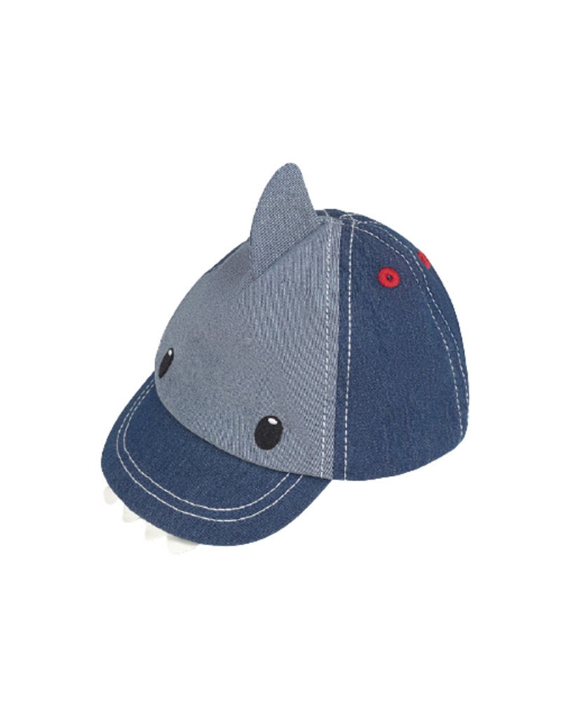 Denim Boy Shark Hat