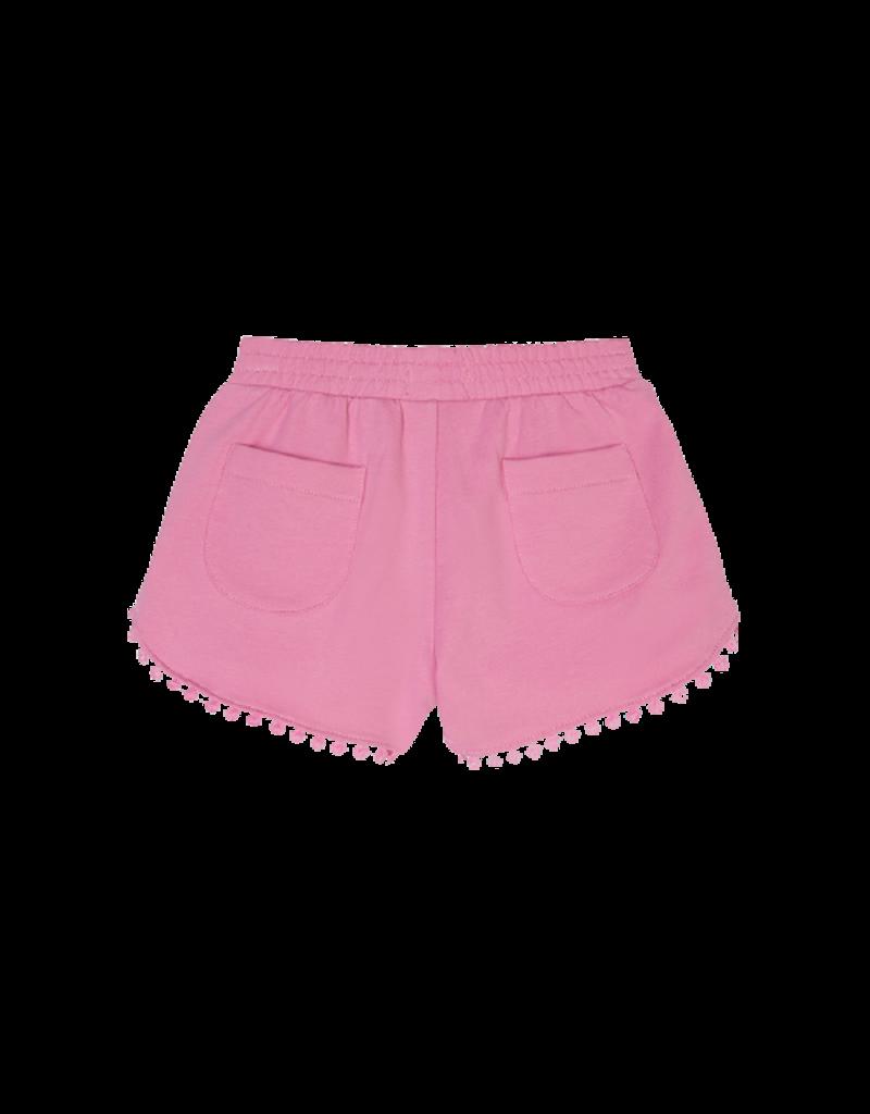 Chenille Camellia Shorts