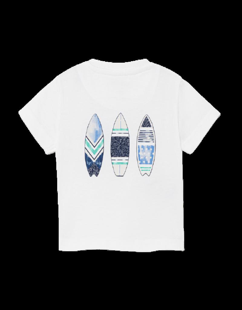 White Surf Shirt