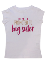 Promoted To Big Sister Short Sleeve