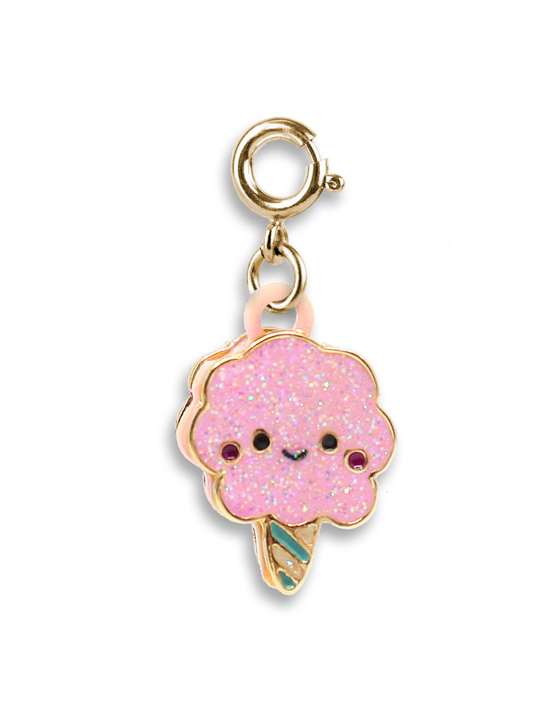 CHARM IT! Gold Scented Cotton Candy Charm