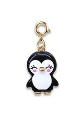 CHARM IT! Gold Penguin Charm