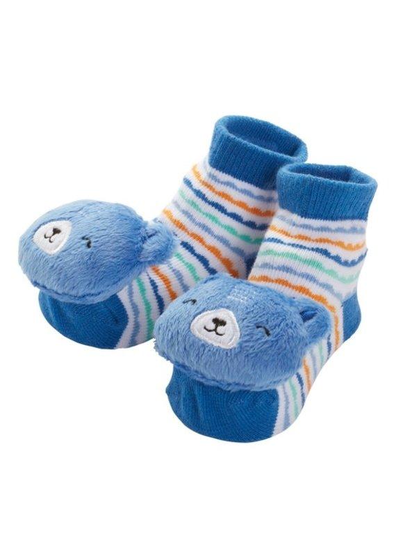 Bear Rattle Sock