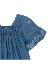 Loose Denim Dress