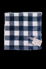 Navy Plaid Softy