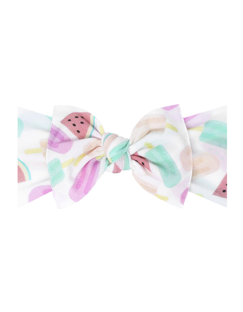 Printed Knot Sweet Summer