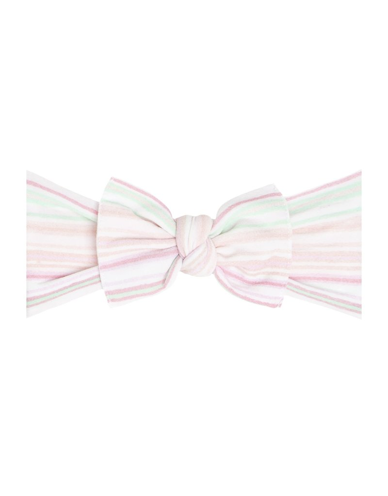 Printed Knot Sweet Stripes