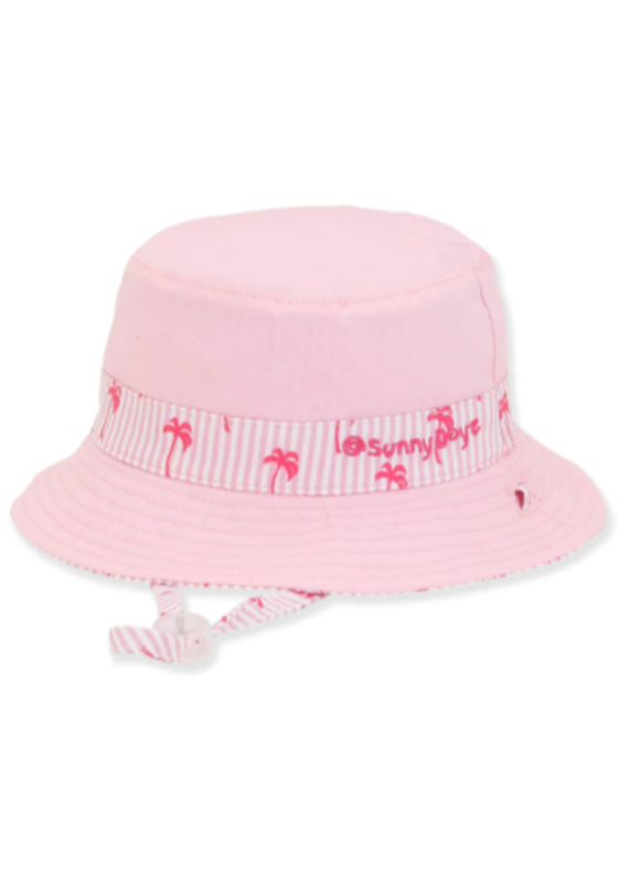 Gracen Infant Reversible Sun Hat Large 12-24m(48cm)
