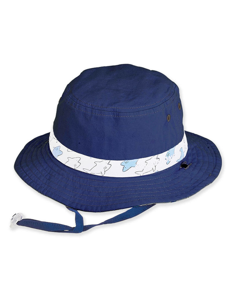 Conan Reversible Sun Hat 0-12m (44cm)
